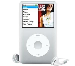 Apple iPod празднует десятилетие