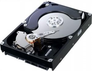 Когда отказал жесткий диск