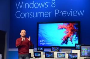 Когда Microsoft выпустит финальную версию Windows 8