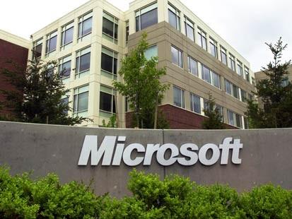 """""""Микрософт"""" получит патенты на """"кругленькую"""" сумму"""