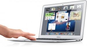 Яблочный MacBook Air
