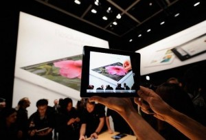 Презентация новых устройств от Apple