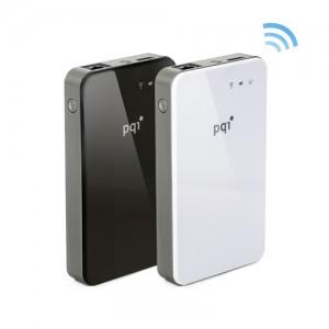 PQI Air Bank - внешний HDD с модулем Wi-Fi