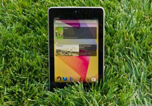 Обзор планшета ASUS Nexus 7