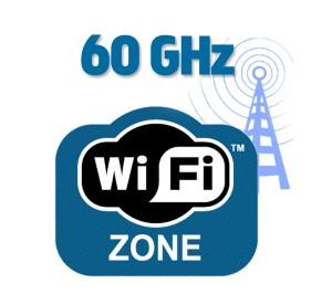 Wi-Fi в диапазоне 60 ГГц