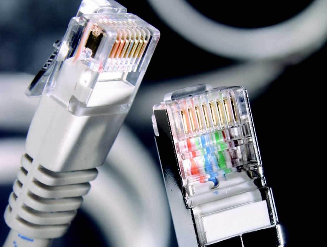 Что представляют собой слаботочные сети?