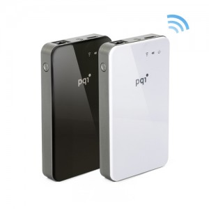 PQI Air Bank - внешний HDD с модулем Wi-Fi