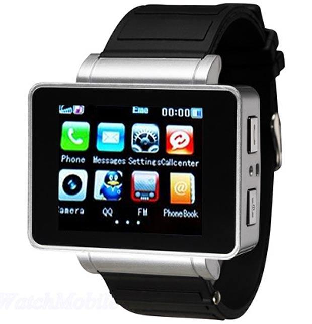 Прадажи часов iWatch от компании Apple ожидаются в 2013 году