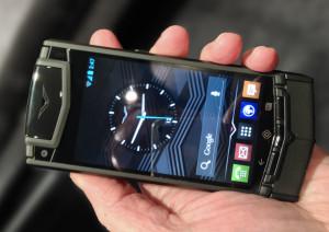 Первые смартфоны Верту на базе Андроид